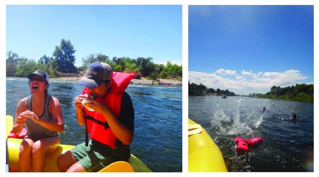 Lazy Rafting