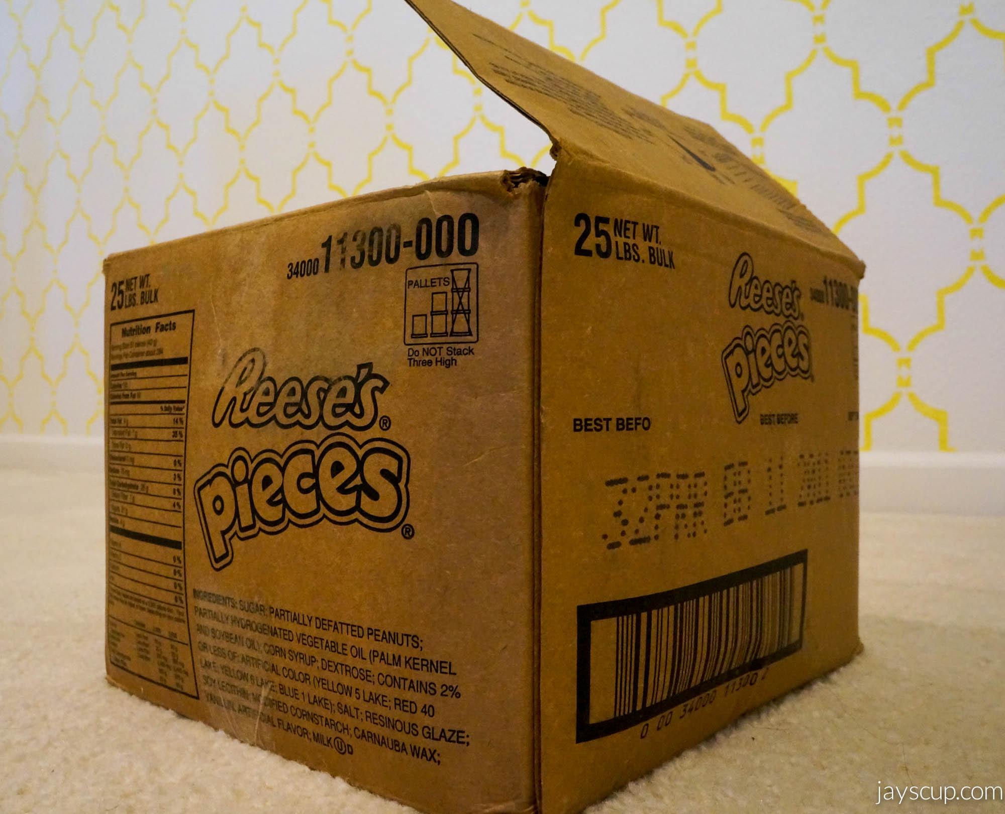 25lb box
