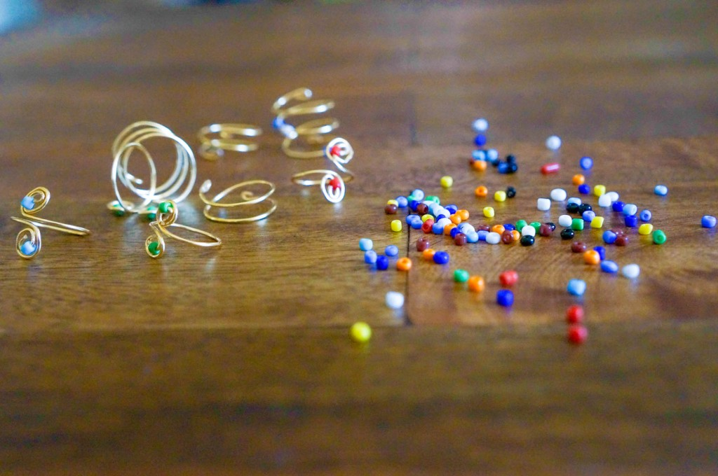 Rings and Beads