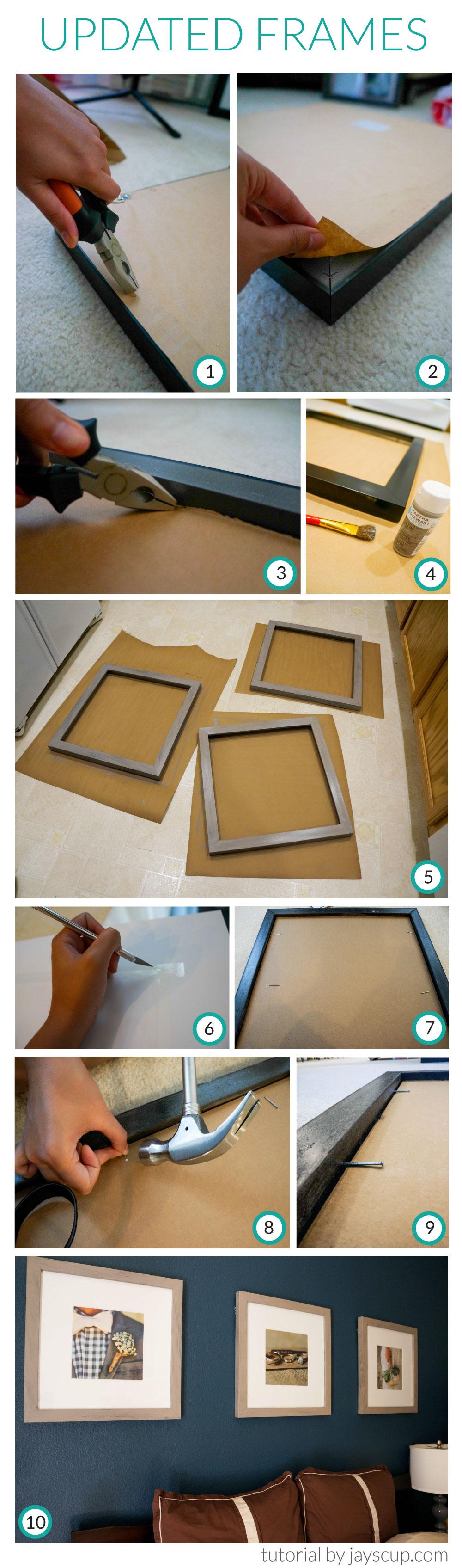 Updated Frames