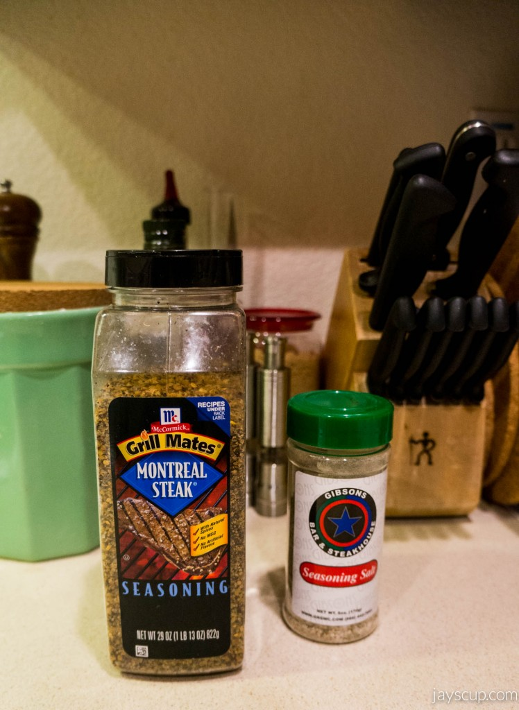 Favorite Seasonings