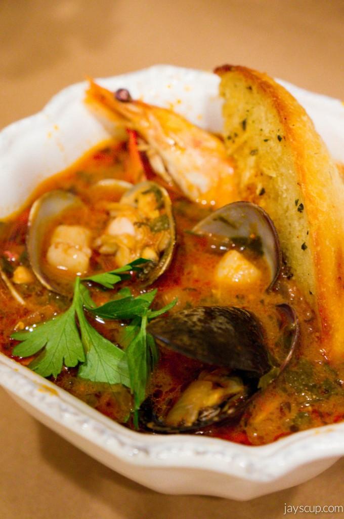 Chorizo Cioppino