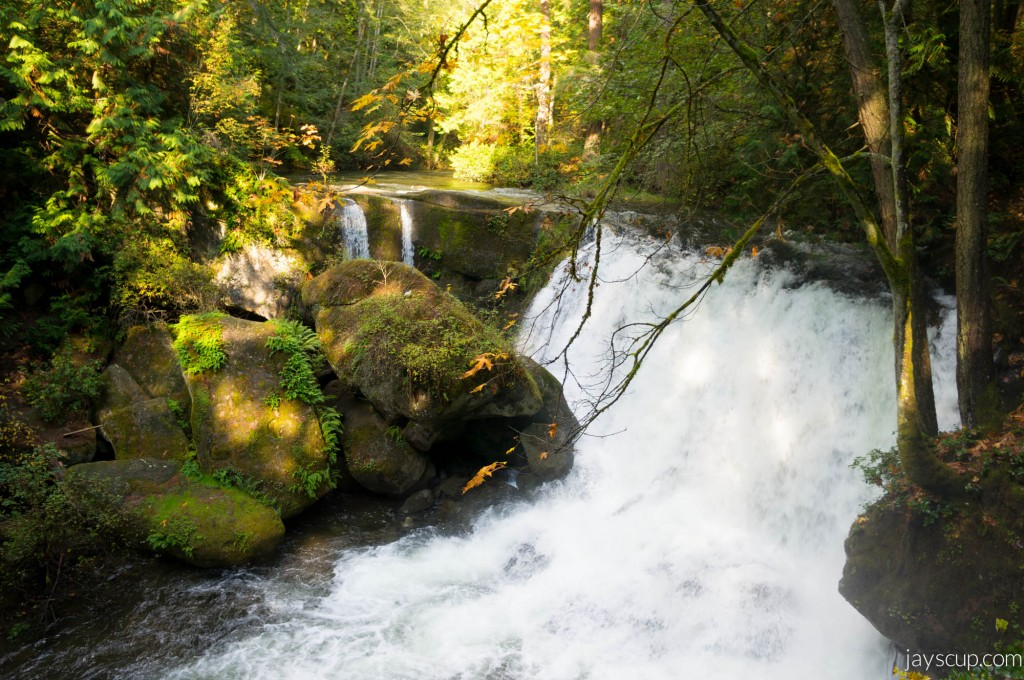 Whatcom Waterfall