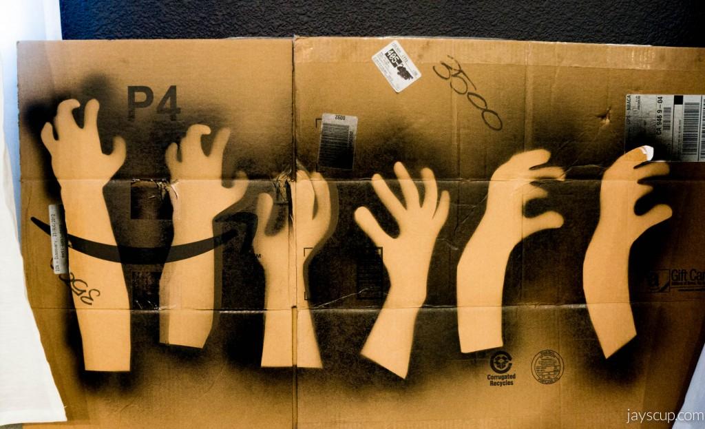 Zom Hands
