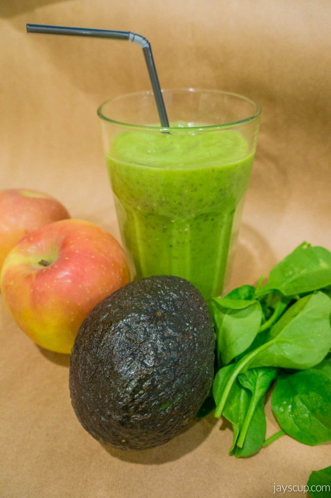 Avocado/Spinach Smoothie