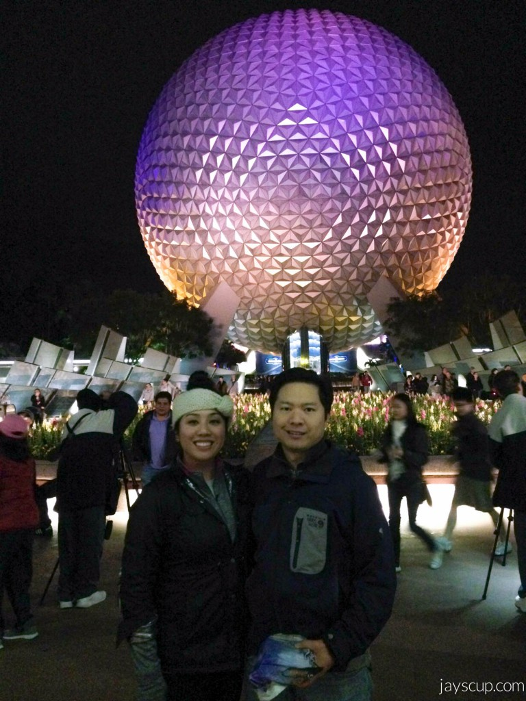 Epcot - Night