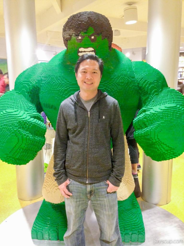 Lego - Hulk