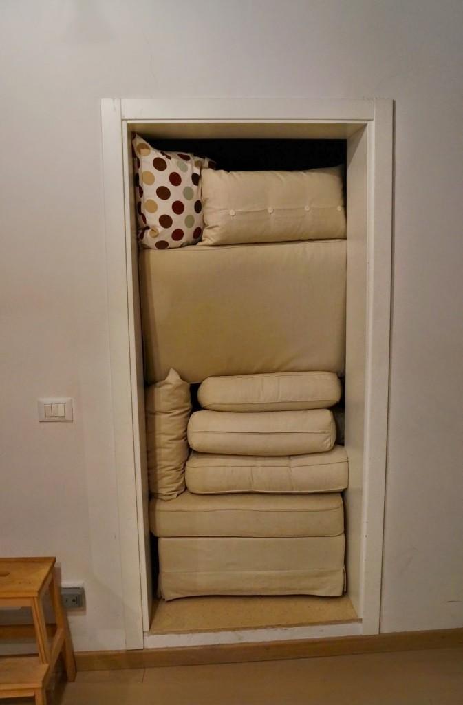 Makeshift door