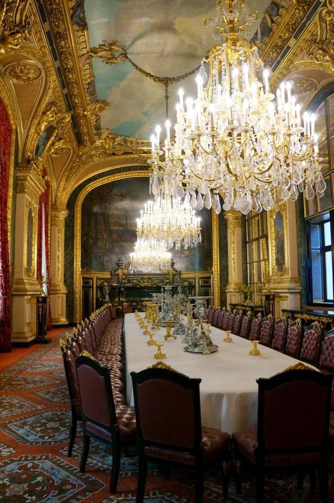 Napoleon's Dining